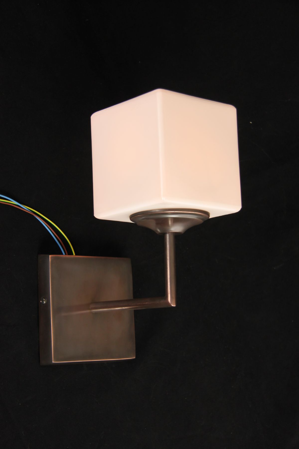 468 Cube Wall Light