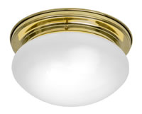 BOWL6398 - Flush Ceiling Light