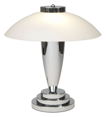CHARLTON98 - Deco Style Table Lamp