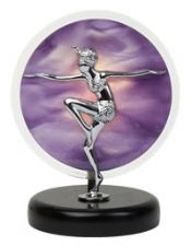 DAKOTA76 - Statuette Chrome