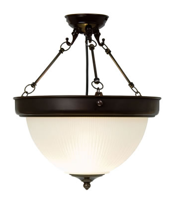 DOME6356 - Prismatic Dome Uplighter