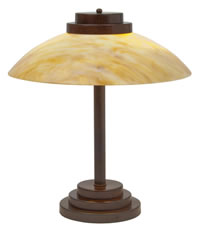 Stratton Antique Table Light