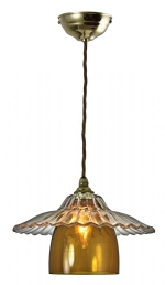 HAV62W - Havana Pendant Two shades