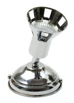 SPOT46 - Single Spot Light Chrome